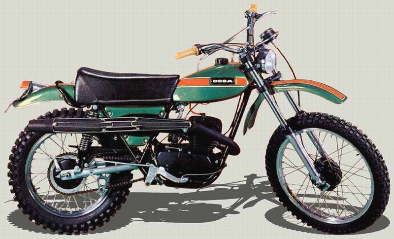 Ossa phantom 125
