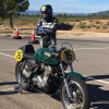 Homenaje a Dennis Noyes en circuito Calafat