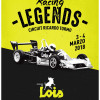 Racing Legends Circuito Ricardo Tormo 3 y 4 marzo