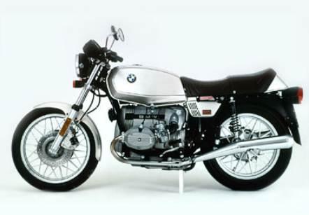 BMW R65 - Motos clásicas de los 70, 80 y 90