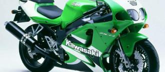 Kawasaki ZX-7R 1996