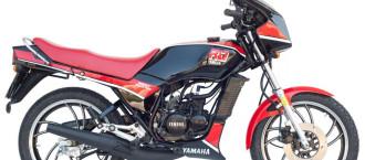 Yamaha RD 80